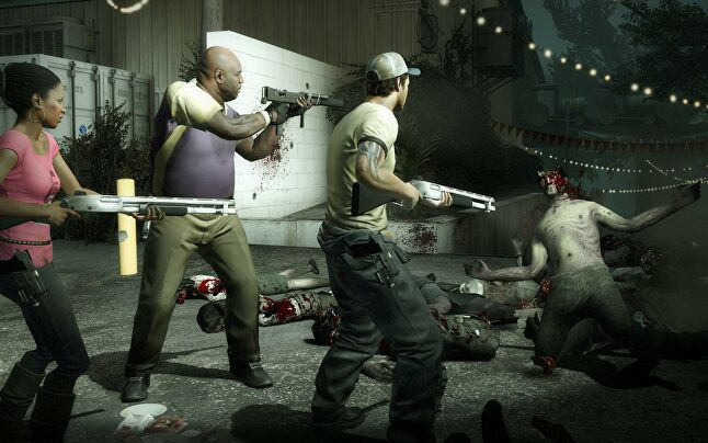 Left 4 Dead used AI to control pacing, but Faliszek believes it can be used to power speech and other aspects of co-op games