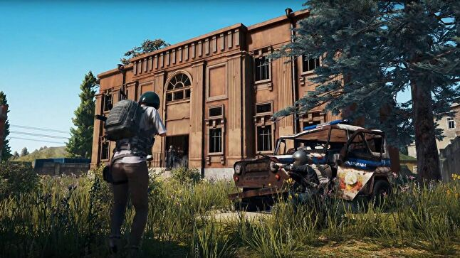 PUBG creates plenty of stories for players to tell about themselves, but what if you could deliver unique moments with NPCs?
