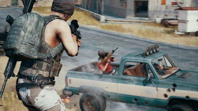 PlayerUnknown's Battlegrounds - Recenzja