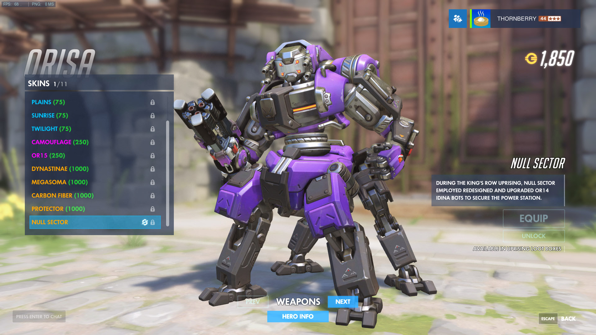Overwatch new hero orisa gets a release date all that
