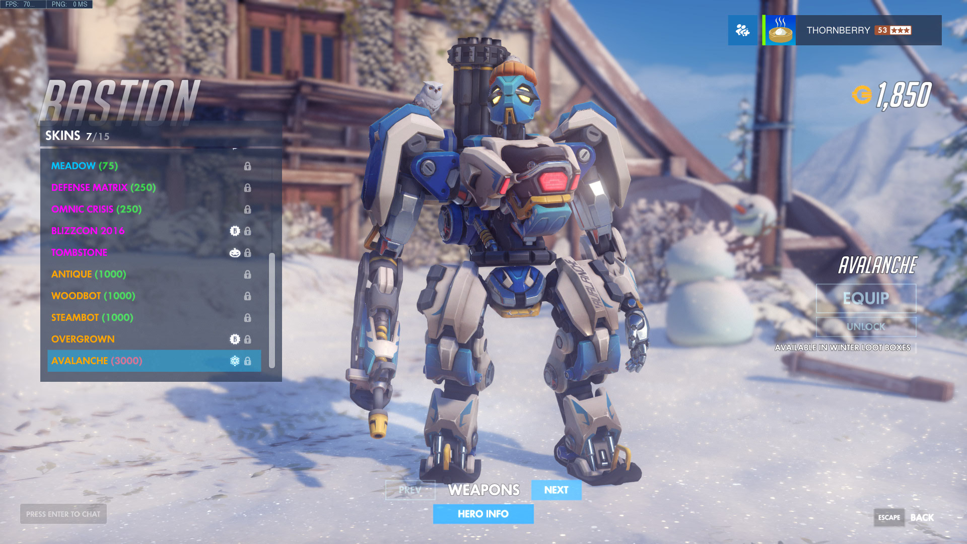 for even more information on overwatchs seasonal update make sure you check out our winter wonderland 2017 guide meis yeti hunt guide and our meis