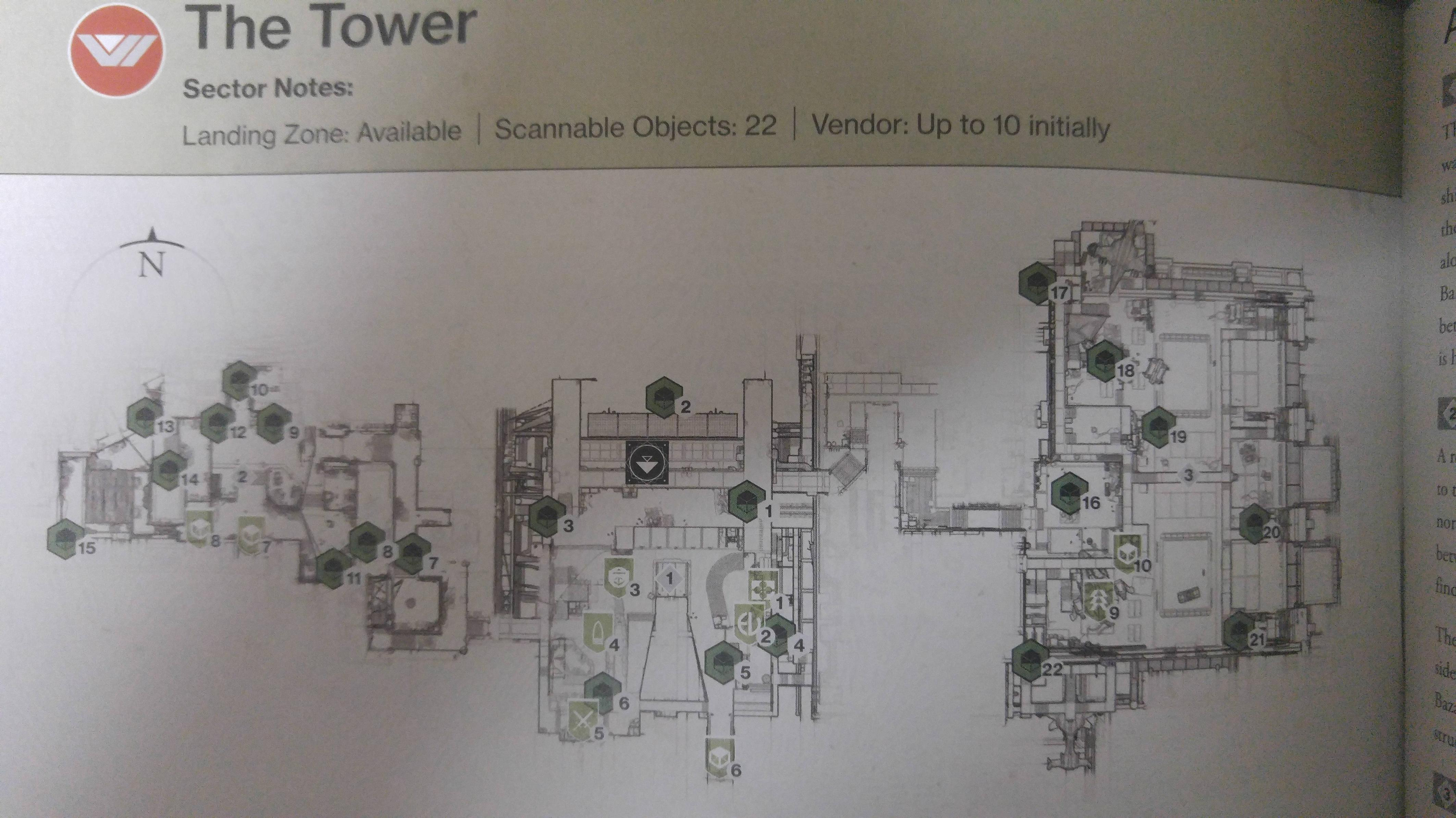 Destiny 2 The Tower Guide Social Space Vendors Activities And Location Metabomb