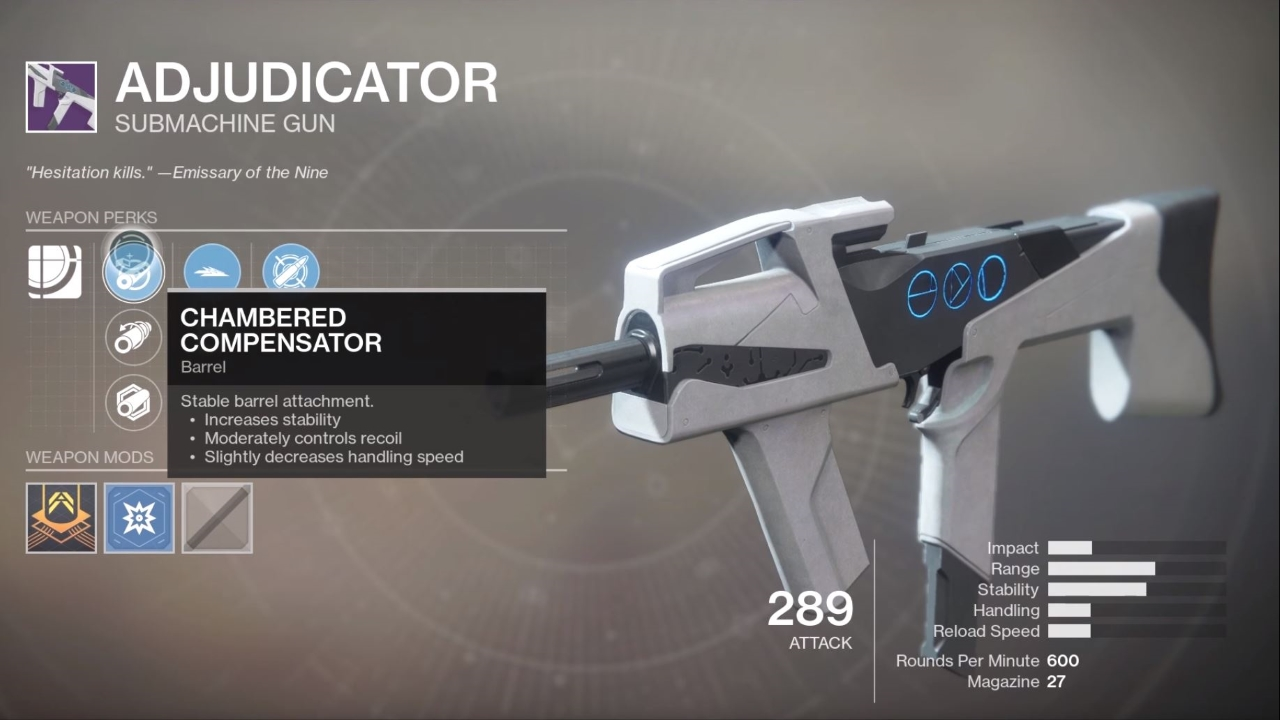 destiny 2 trials weapons