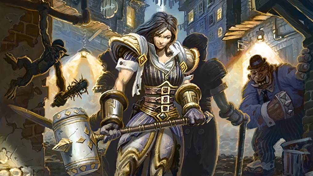 Aggro Paladin deck list guide - Rise of Shadows