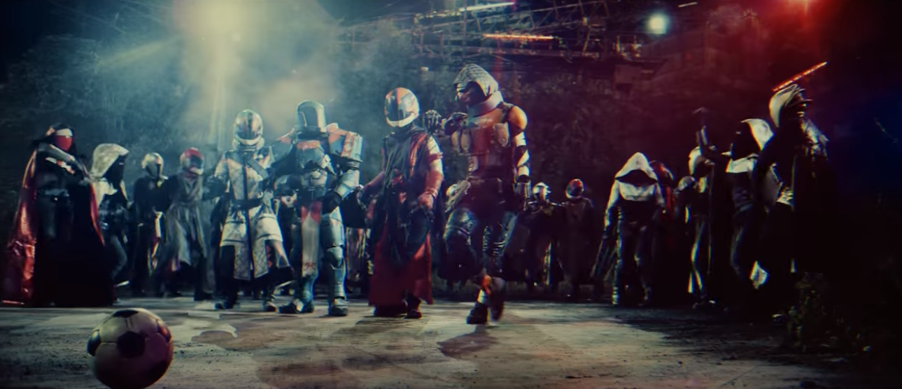 Destiny Dance Gif: Destiny 2: How To Get The Loot-a-Palooza And Dance Party