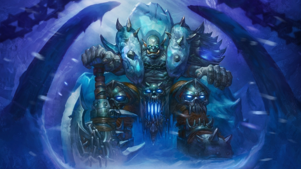 Hearthstone Knights Of The Frozen Throne Crafting Guide