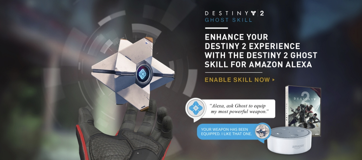 Destiny 2: Alexa guide - Voice commands list, things you can
