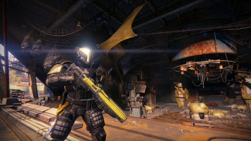 When you\u0027re done dash out of the blast door and use your Ghost to open the tunnel door. Move back over to your tank and make your way through this newly ... & Destiny 2: Payback walkthrough guide - How to defeat the Goliath ...