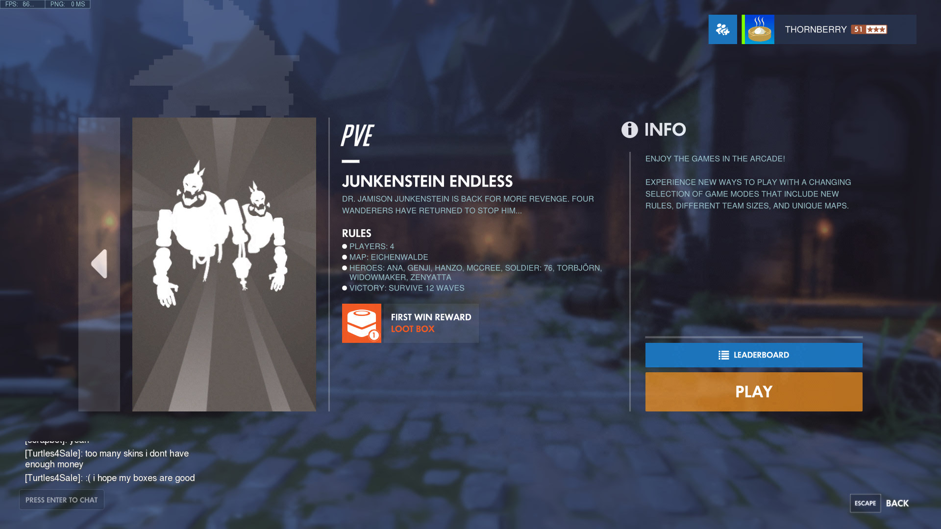 Halloween Endless Mode guide - Overwatch | Metabomb