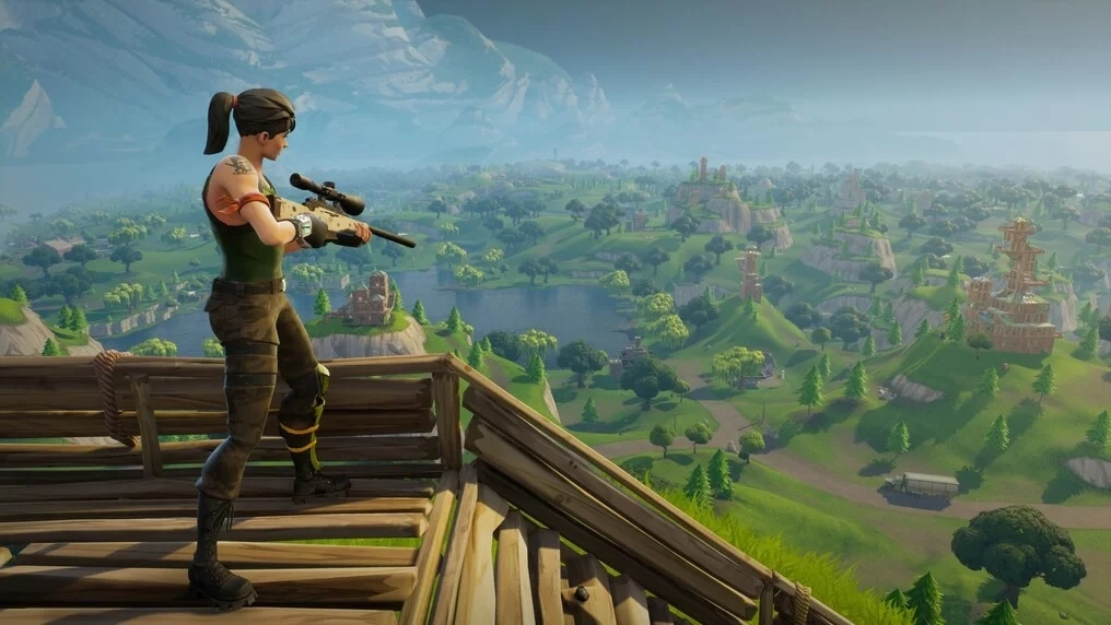 Fortnite Battle Royale How To Get Loot And Gear Up