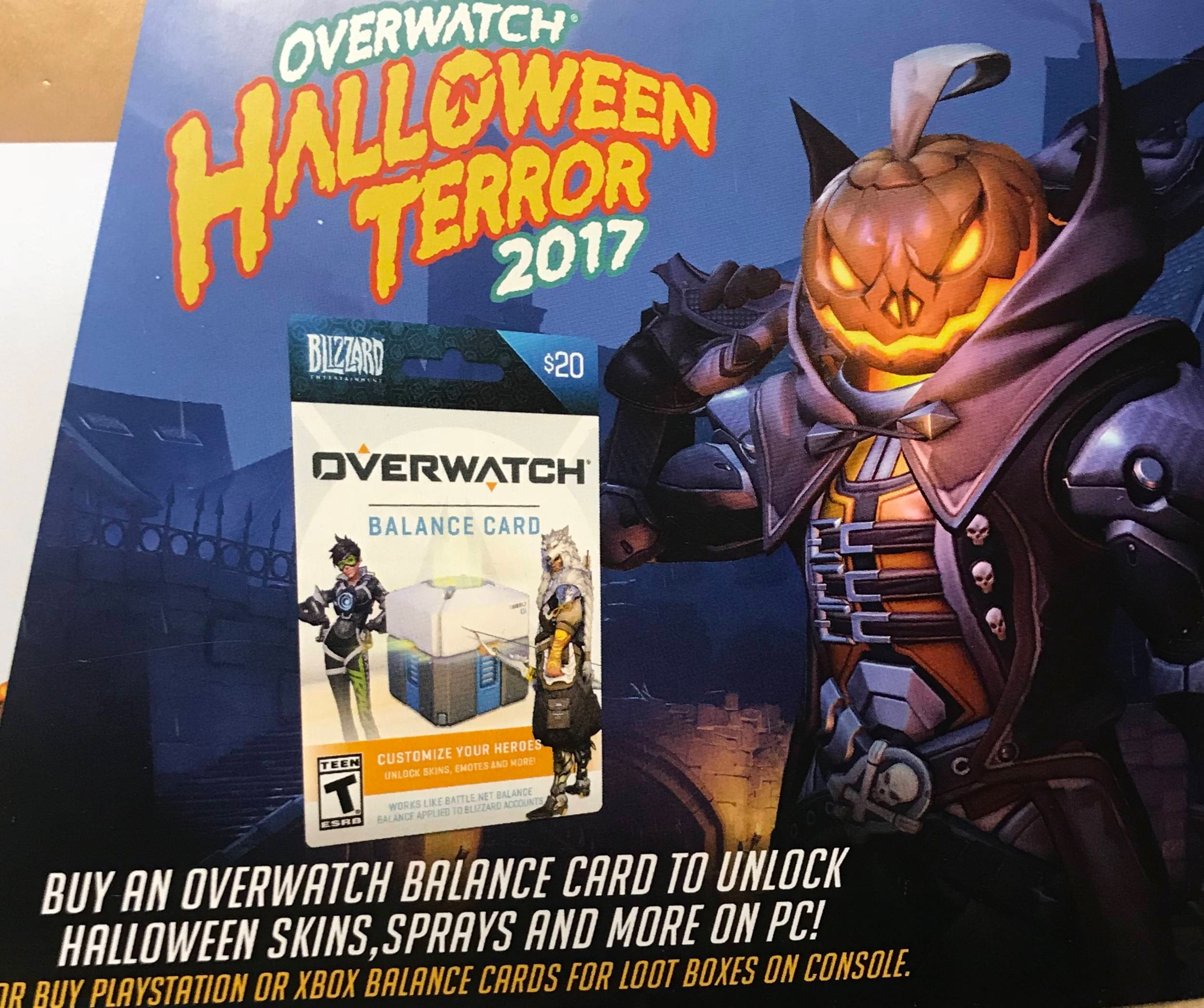 what can we expect from overwatchs halloween terror 2017 event then it seems like a safe bet that the special spookily themed version of the hollywood map