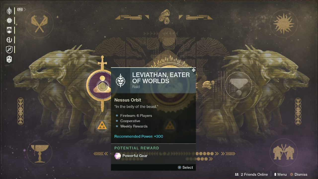 Destiny 2: Leviathan Raid guide and walkthrough - Prestige