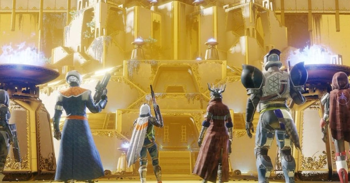 Destiny 2's solution for getting new players into raids ...