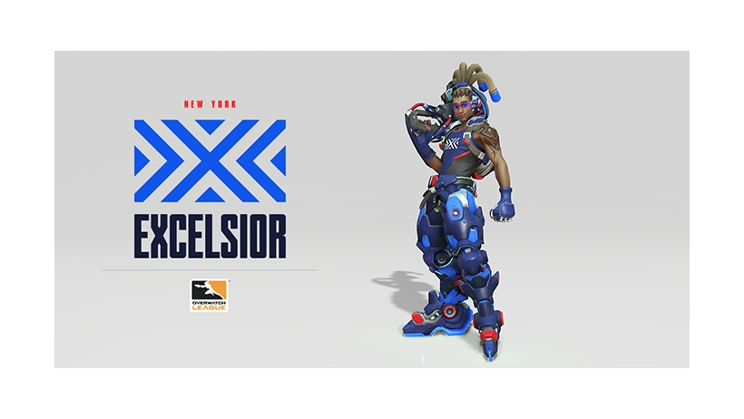 The New York Excelsior joins the Overwatch League   Metabomb