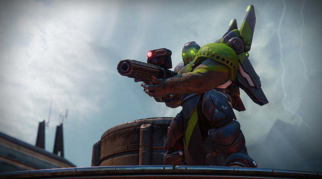 No matchmaking for nightfall strike destiny 2