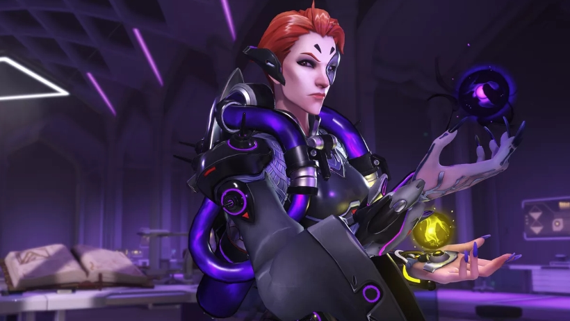 Moira guide: Tips, tricks and strategy advice - Overwatch | Metabomb