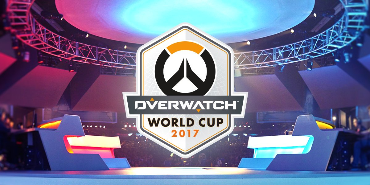 Overwatch World Cup 2021 Results