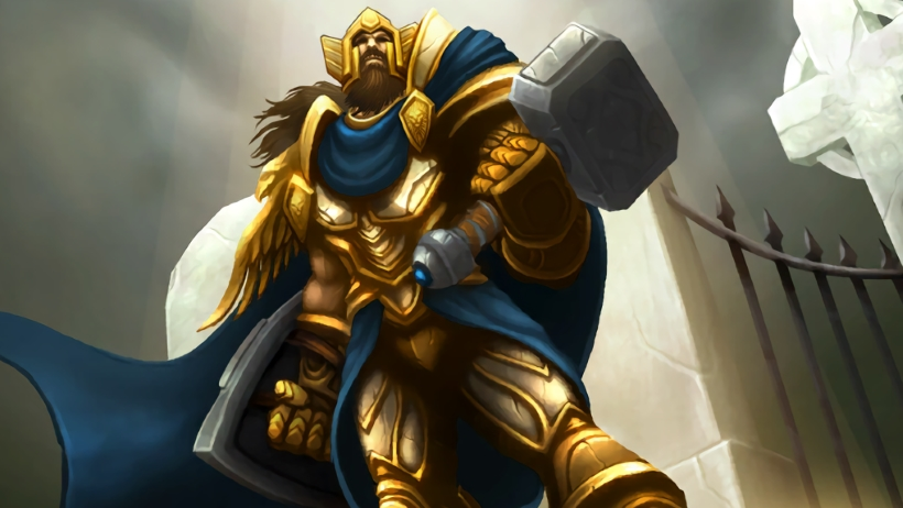 Dude Paladin Deck List Guide The Witchwood Hearthstone