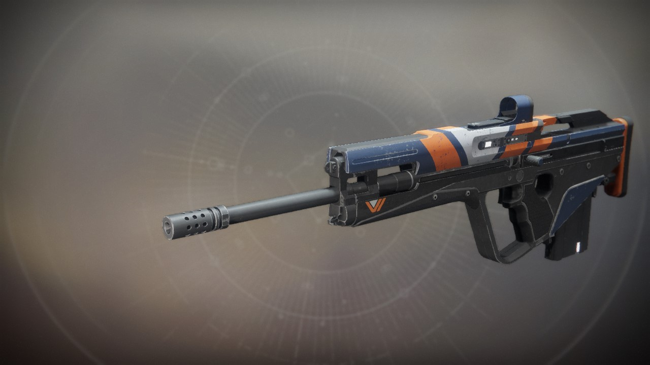 If Youre After A Mid To Long Range Weapon For Any PVE Occasion Then You Cant Get Much Better Than Nameless Midnight Its An Absolute Dream Of