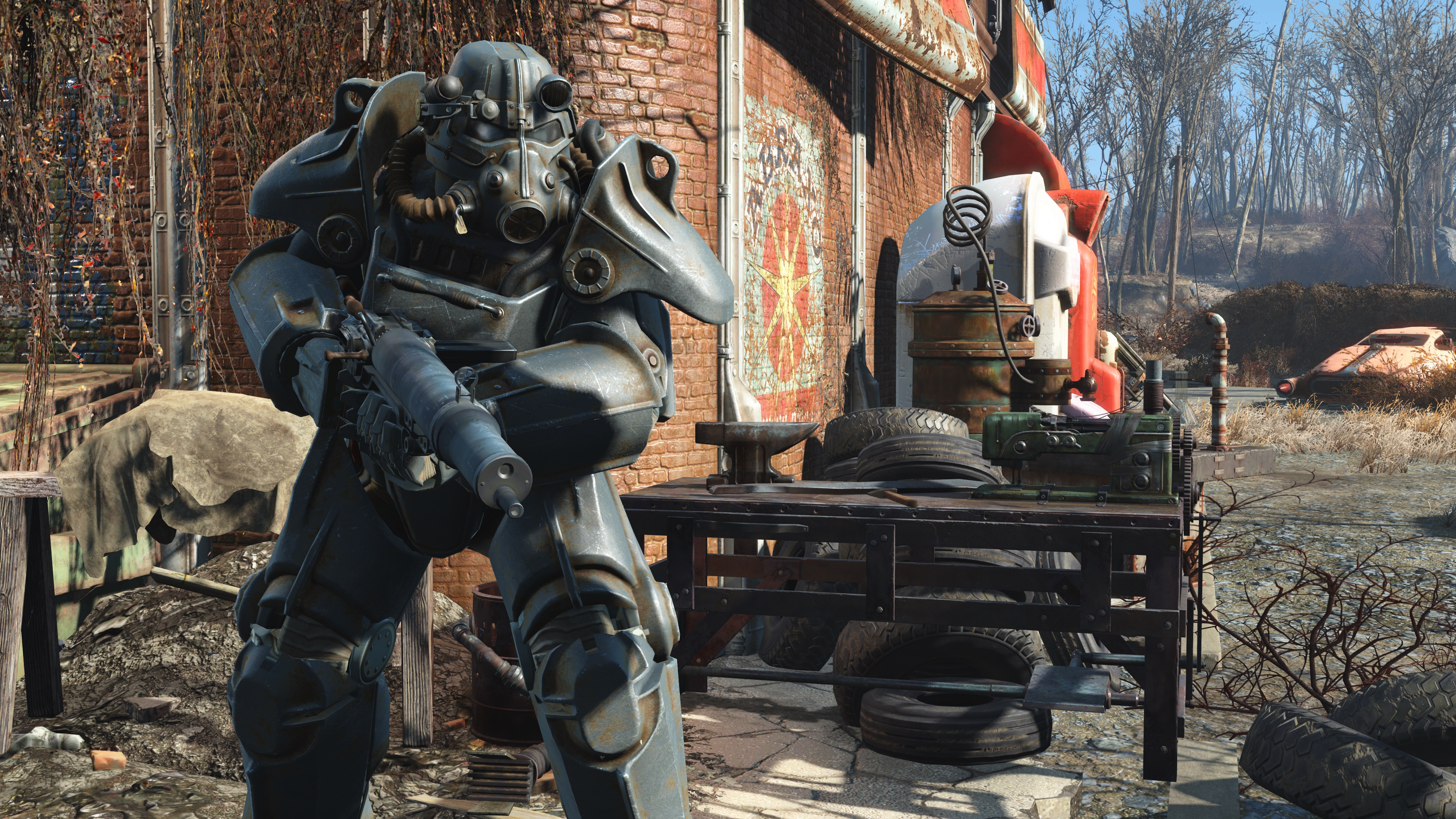 Fallout 4: PS4 Pro Patch Analysis + Boost Mode Frame-Rate Tests