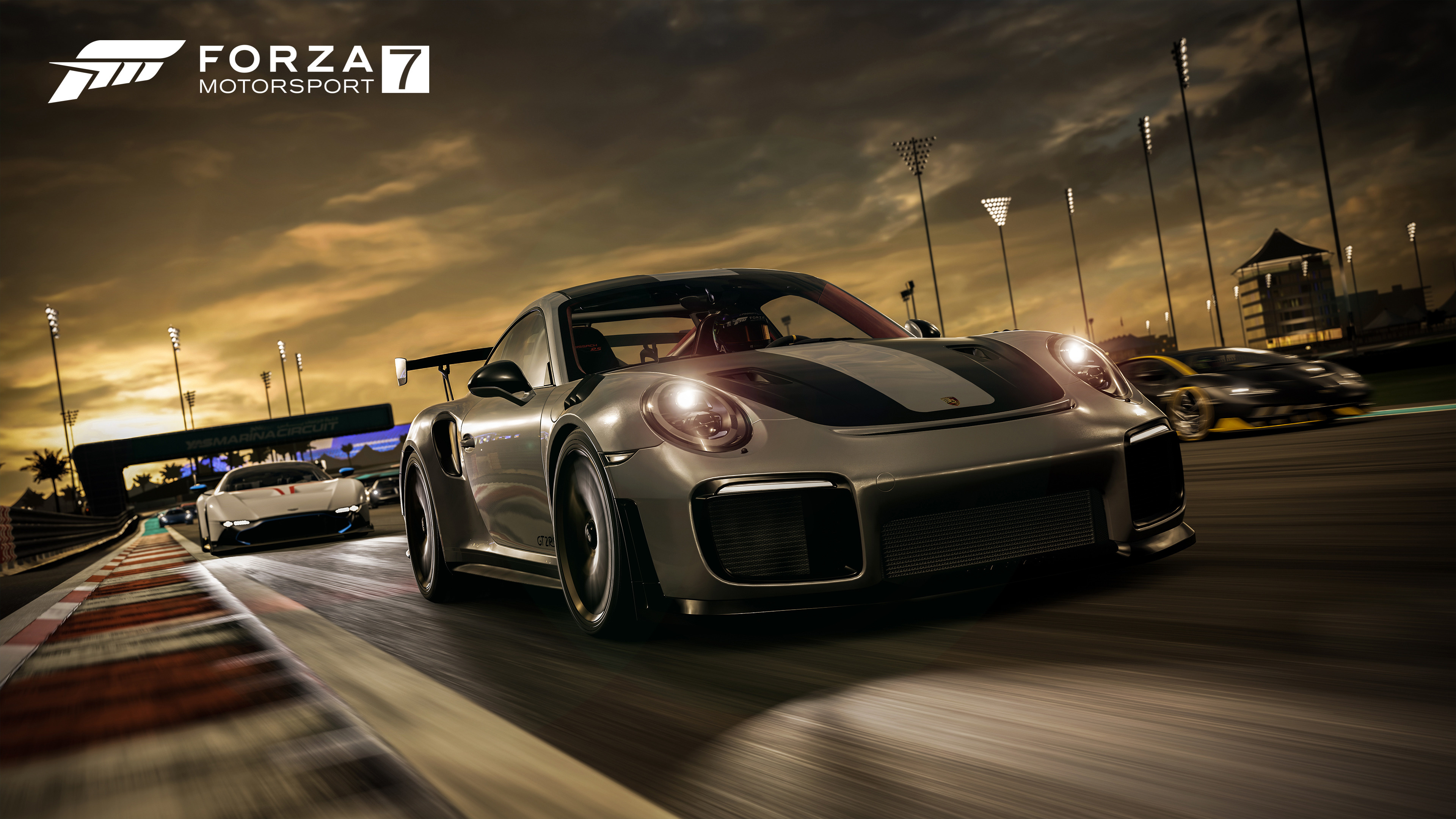 forza motorsport 7 demo xbox one vs xbox one x vs pc. Black Bedroom Furniture Sets. Home Design Ideas