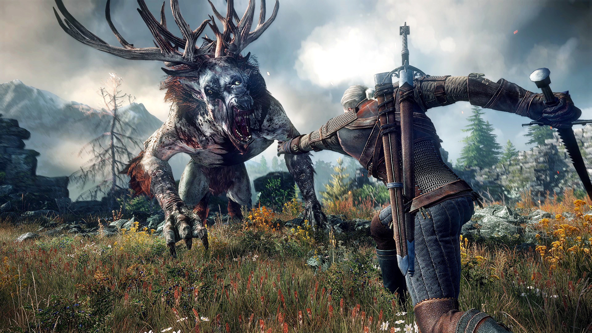 The Witcher 3: PS4 Pro 4K Patch Complete Analysis + Frame-Rate Tests!