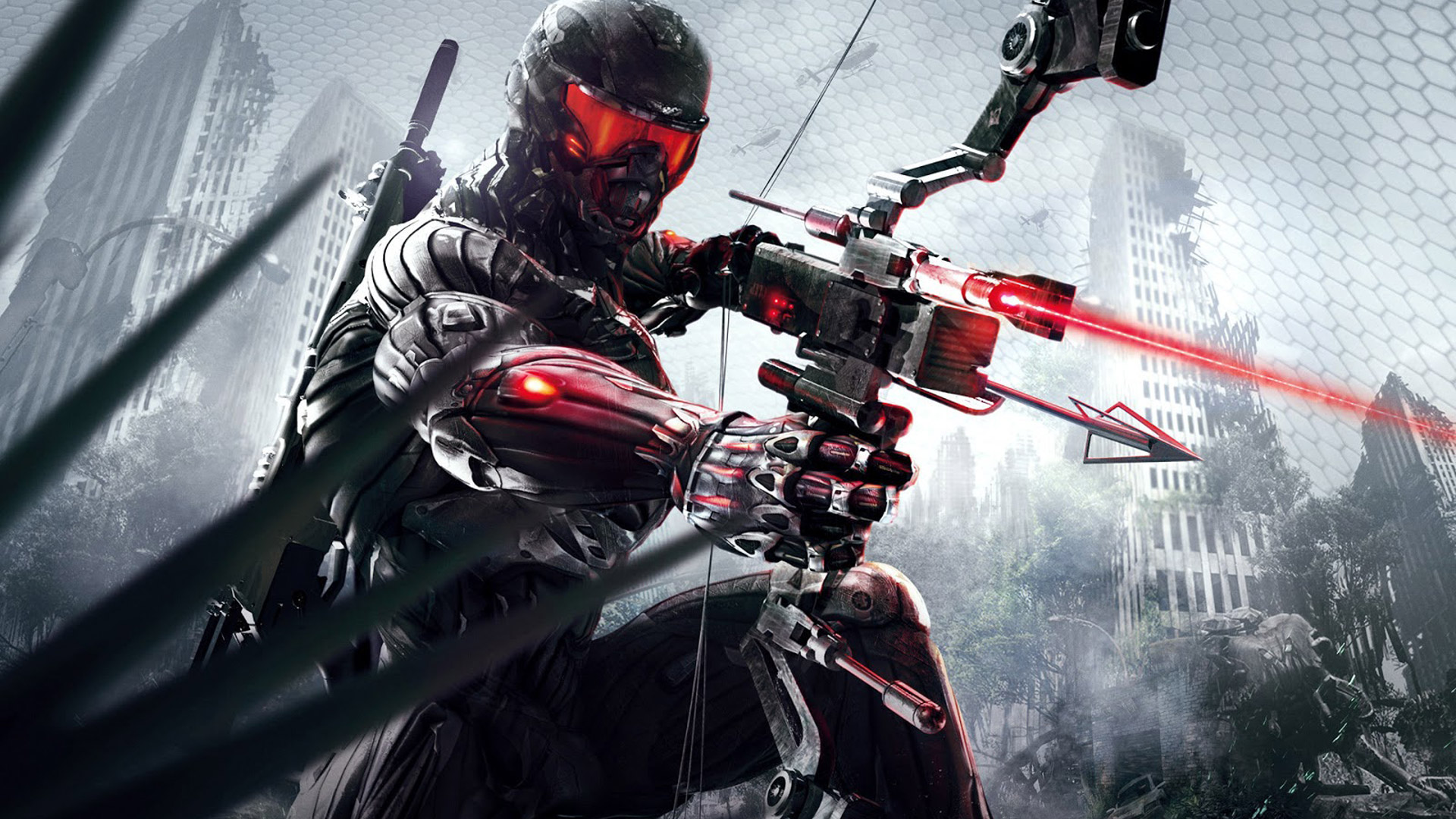 4k on a budget: the crysis trilogy