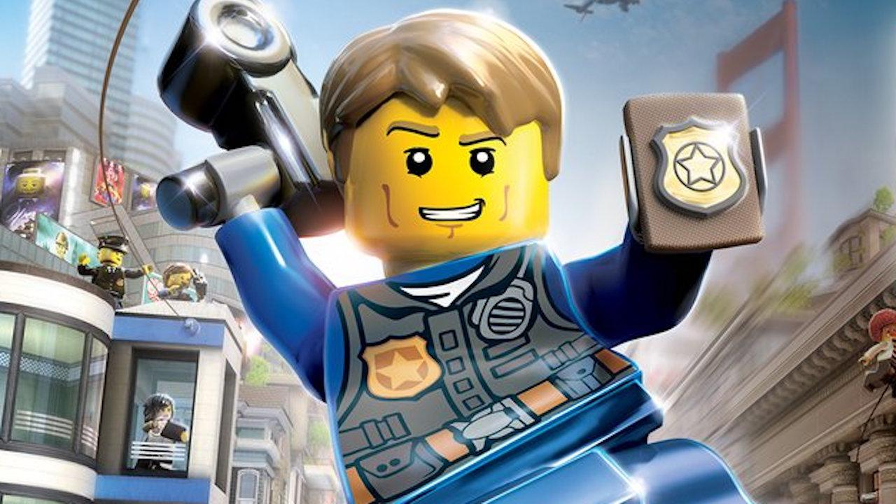 Lego City Undercover Switch Vs Ps4xbox One