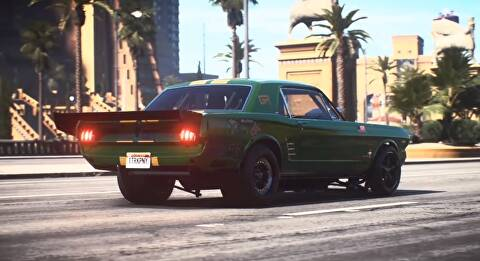 65 Mustang Parts >> Need For Speed Payback Ford Mustang 1965 Derelict Parts Location