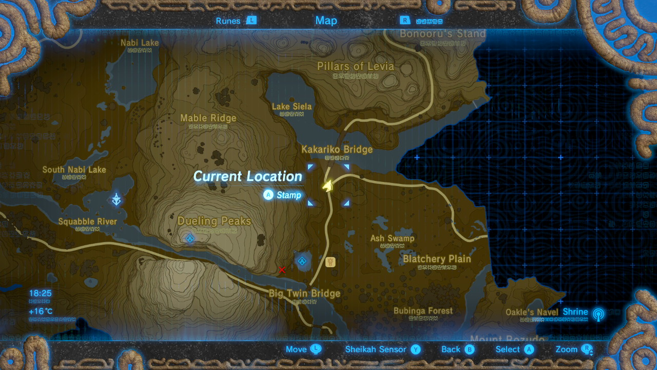 Zelda Breath of the Wild Camera - How to Get the Camera