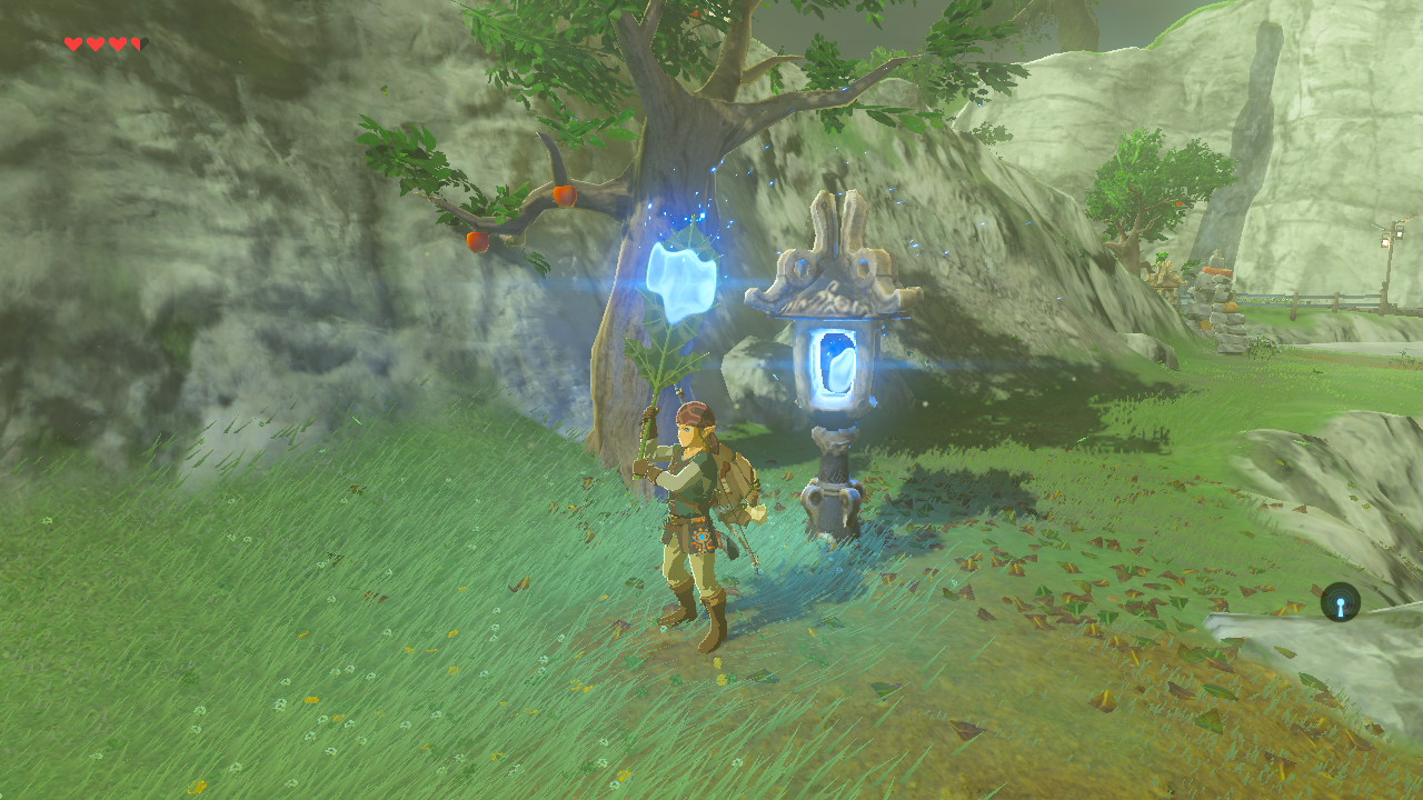 Breath Of The Wild How To Get The Camera Usgamer