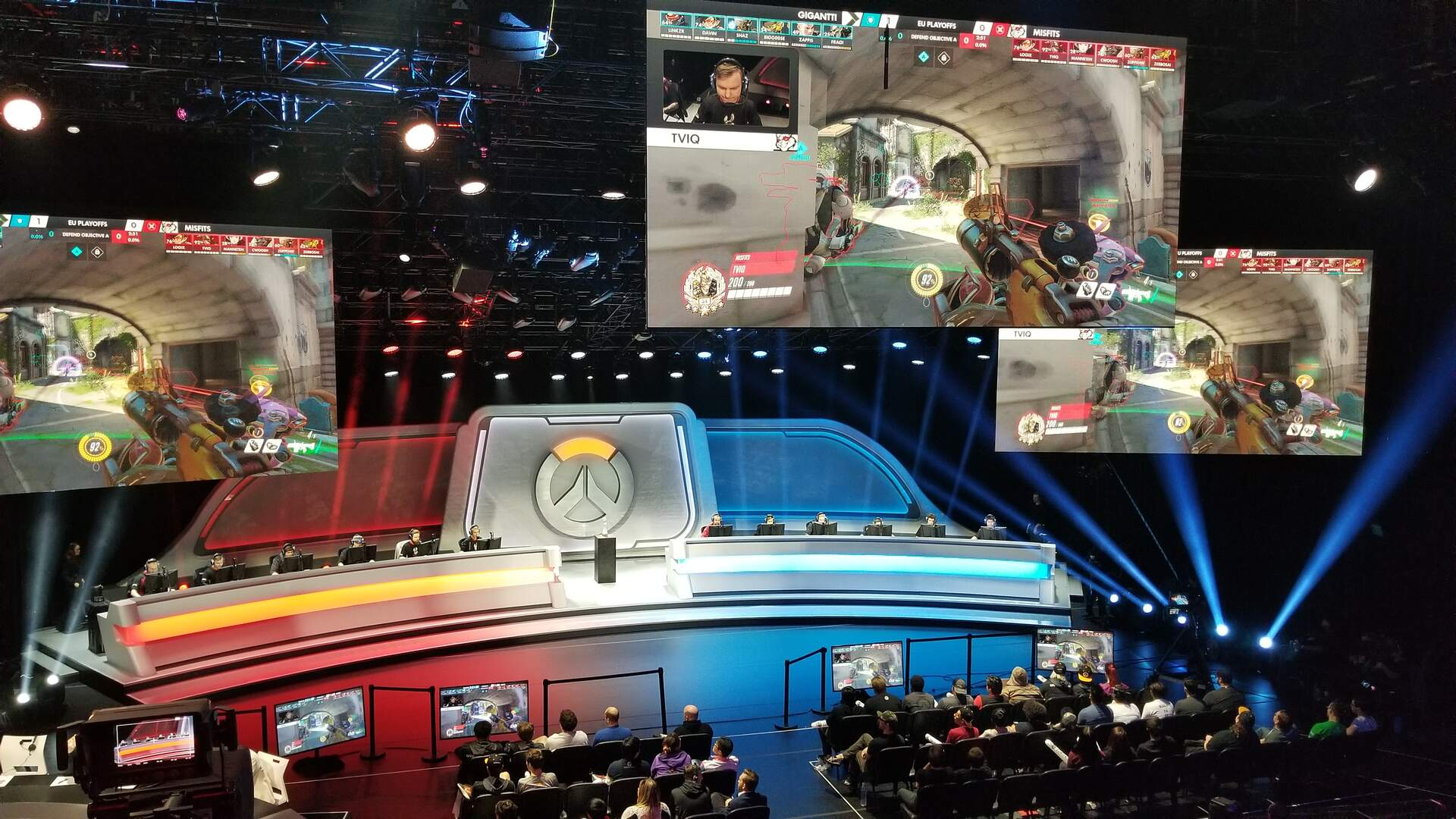 Inside the Launch of Blizzard's Ambitious New Overwatch League