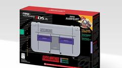 New SNES Classic Style Nintendo 3DS Releasing in November