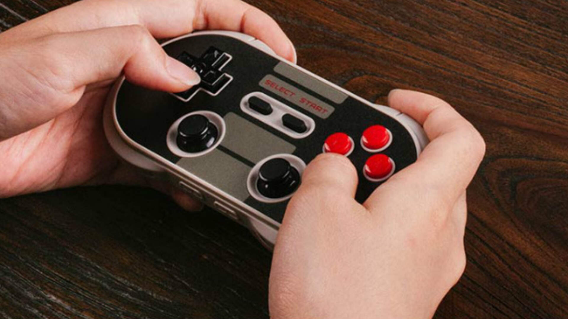 8BitDo Updates Controllers With Nintendo Switch Support