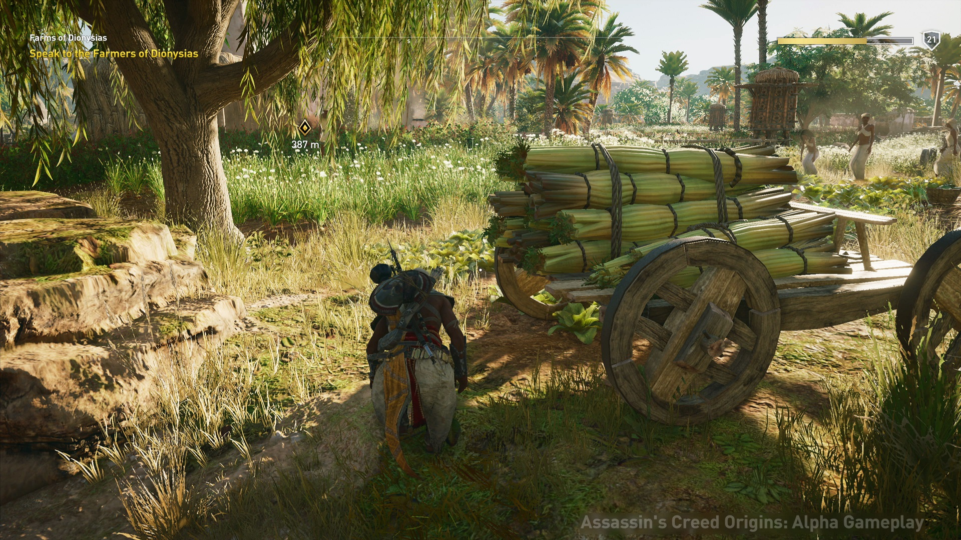 Assassin S Creed Origins Five Subtle Changes To The Franchise