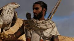 Assassin's Creed Origins' Latest Patch Remembers Your Bayek Hair Preferences