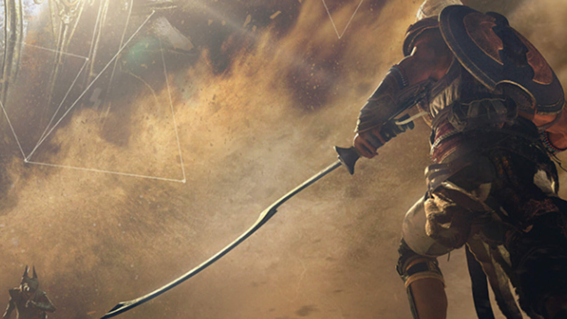 Assassin's Creed Origins November Update Lets You Fight The Gods (And Adds HDR)