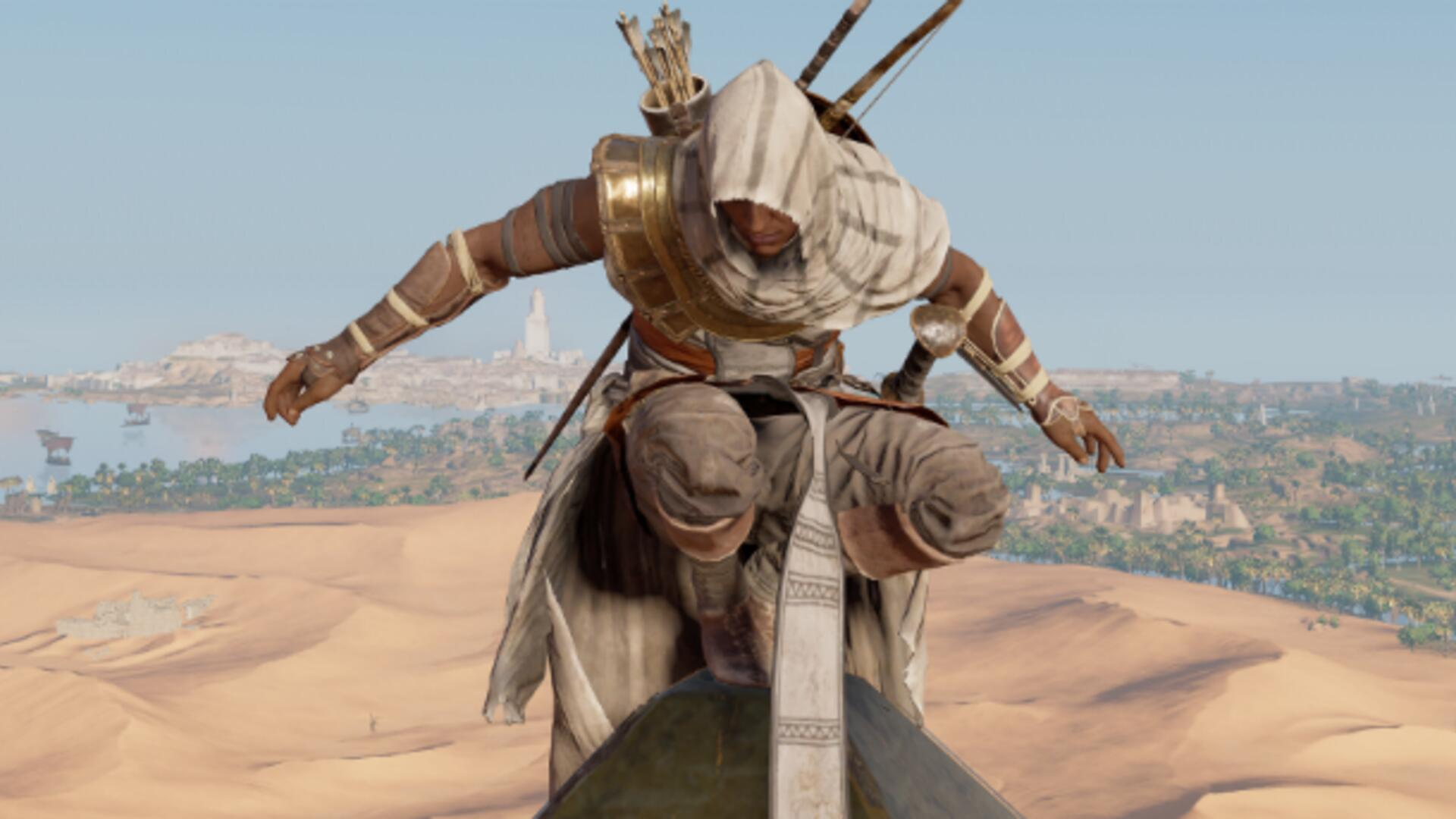 Assassin's Creed Origins Review: The Sun Rises On A New Empire
