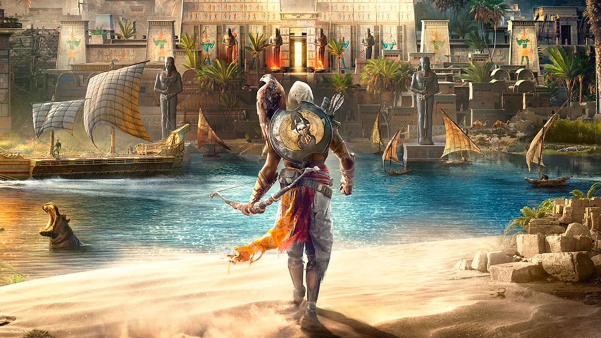 Assassin's Creed Origins Guide - How to Earn Money and Level Up Quickly