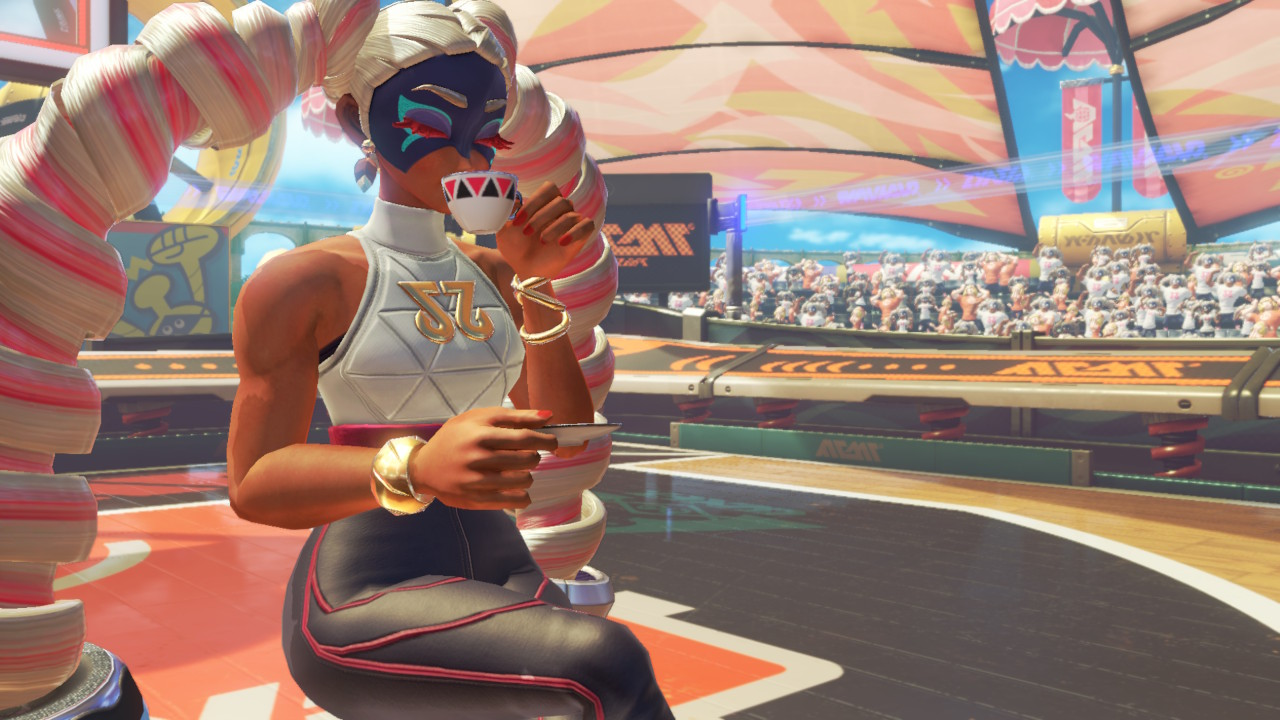 Overwatch Character Design Analysis : Arms is the latest conquest in nintendo s path to make