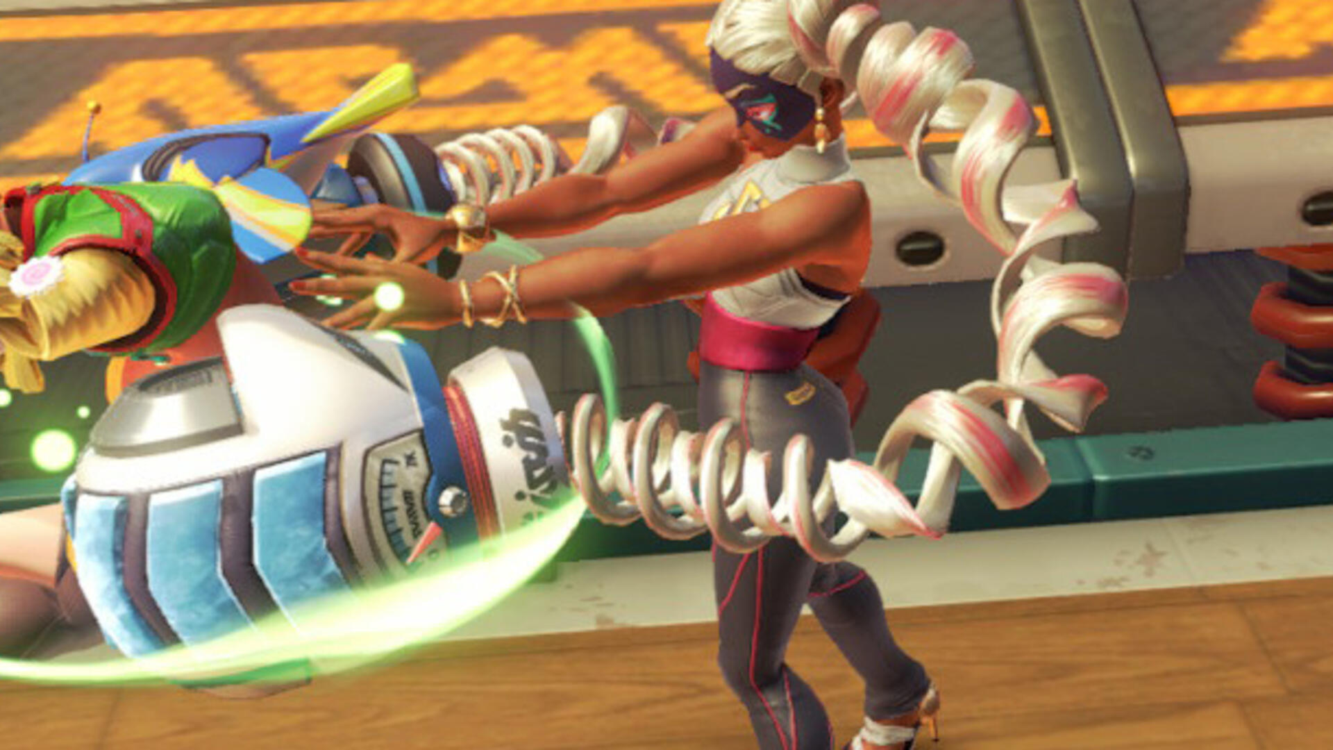 Arms Review: Fists of Fury