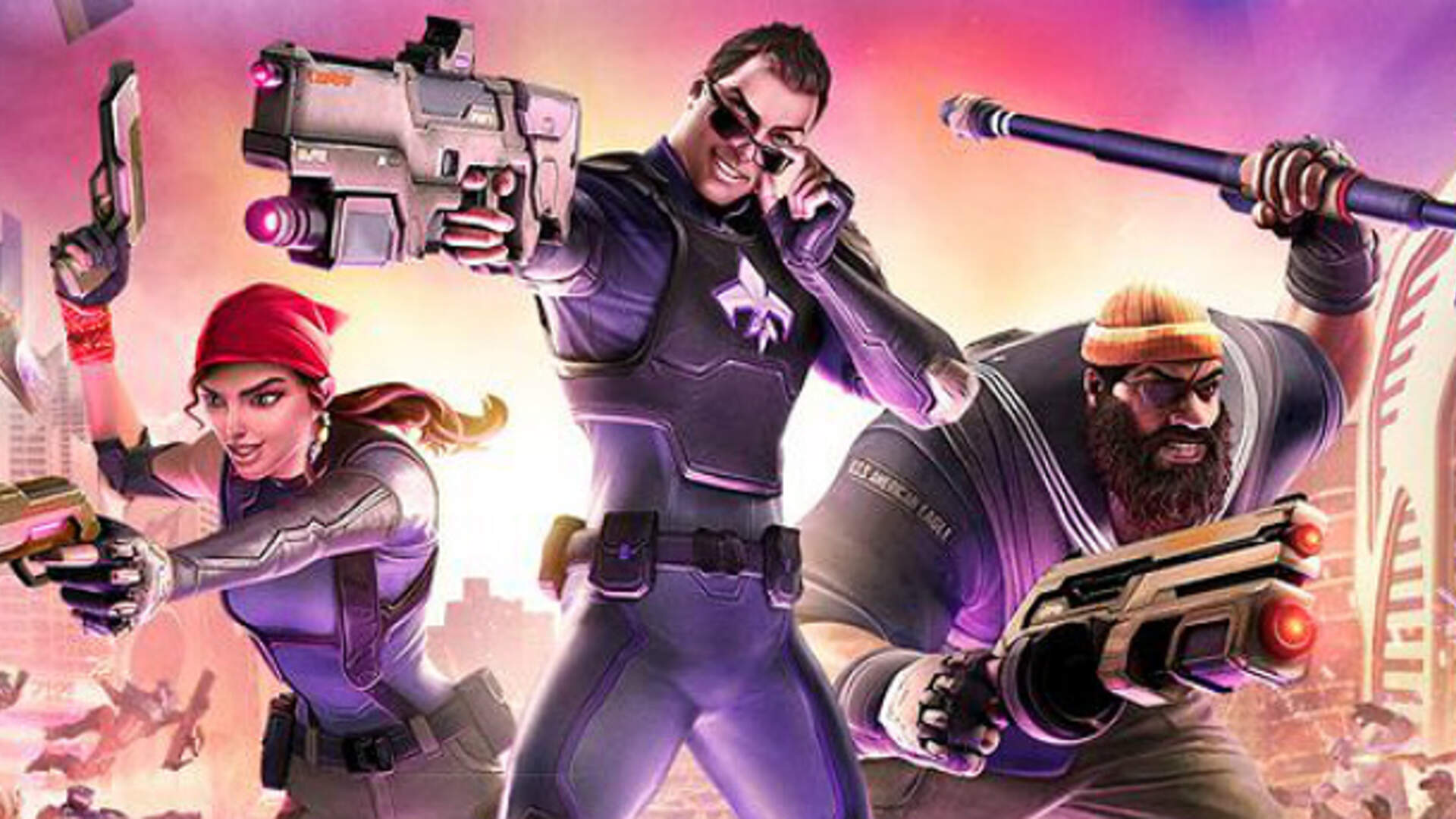 Agents of Mayhem Review: Almost Heroes
