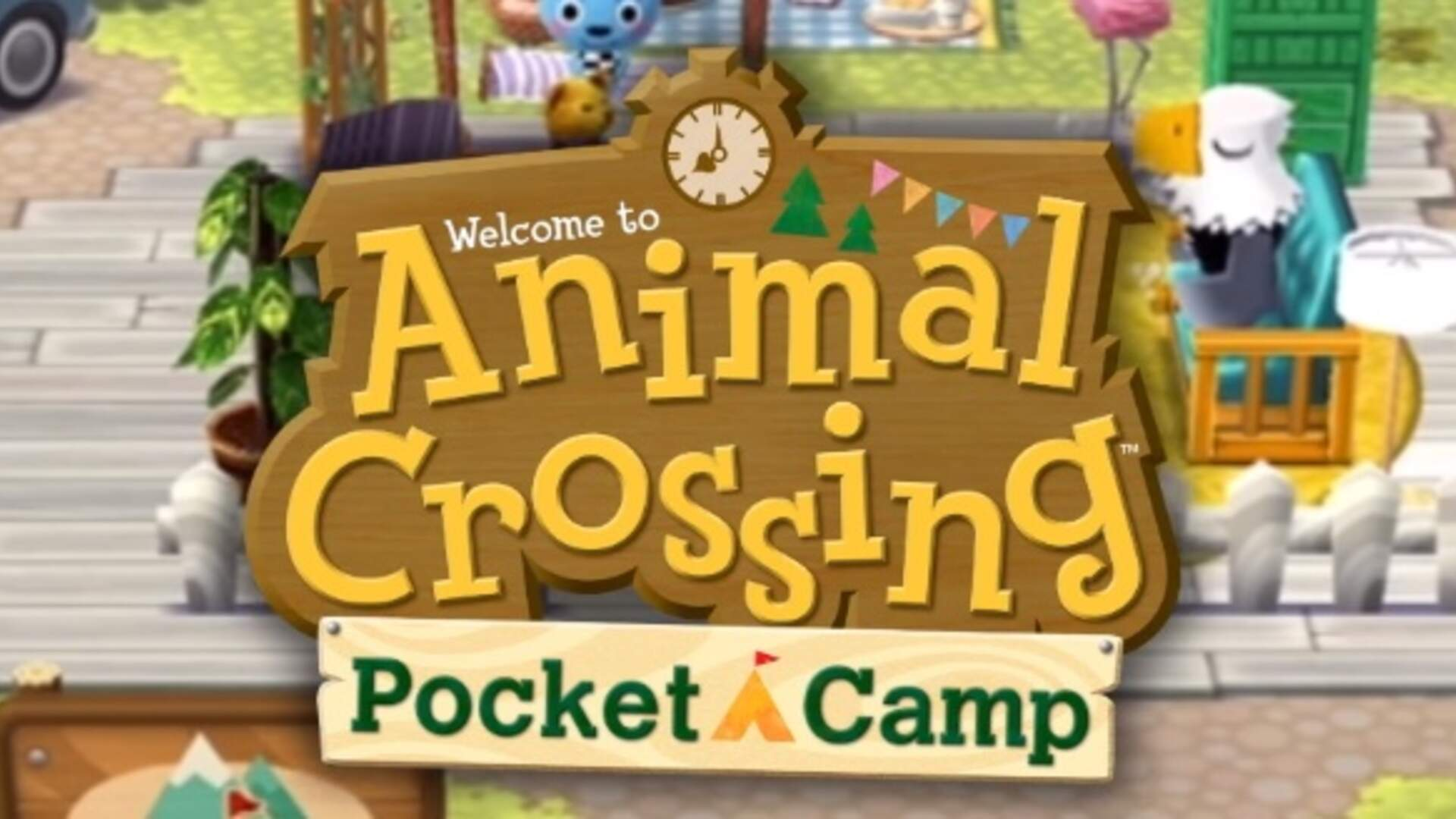 You Can Play Animal Crossing: Pocket Camp Right Now, Here's How