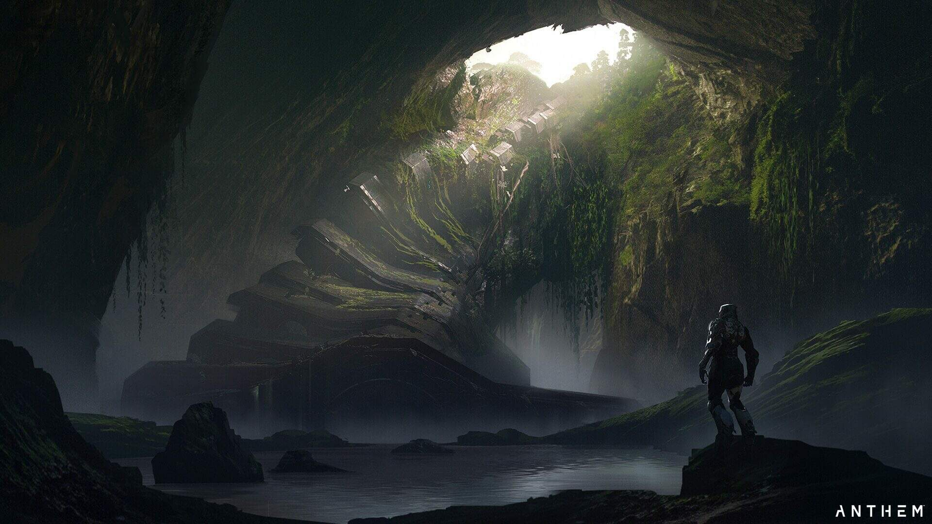 Here's Six Seconds of Anthem Before E3 2018 [Update: We Also Have a New Poster]