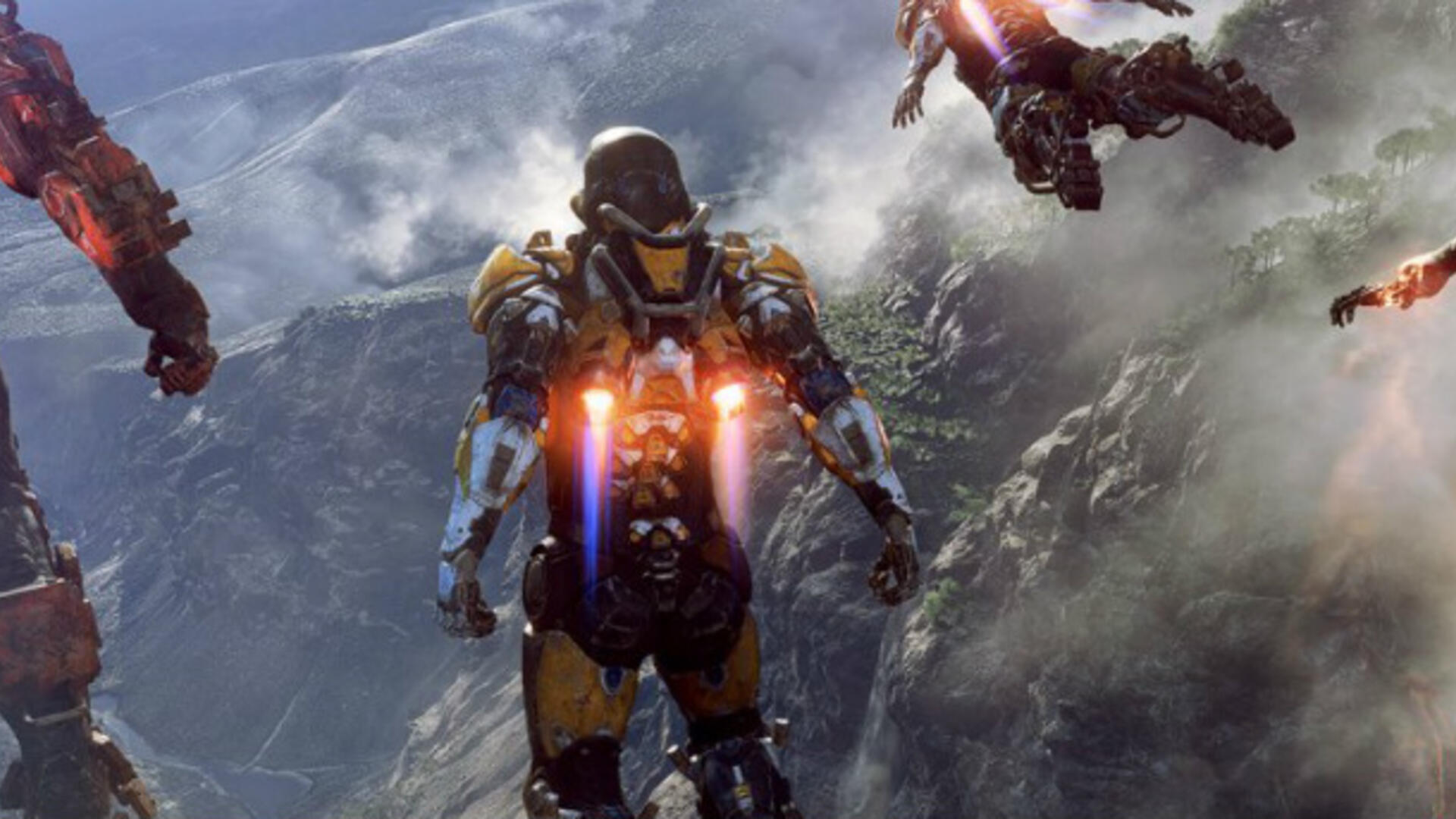New Anthem Trailer Finally Reveals the Story of BioWare's New World
