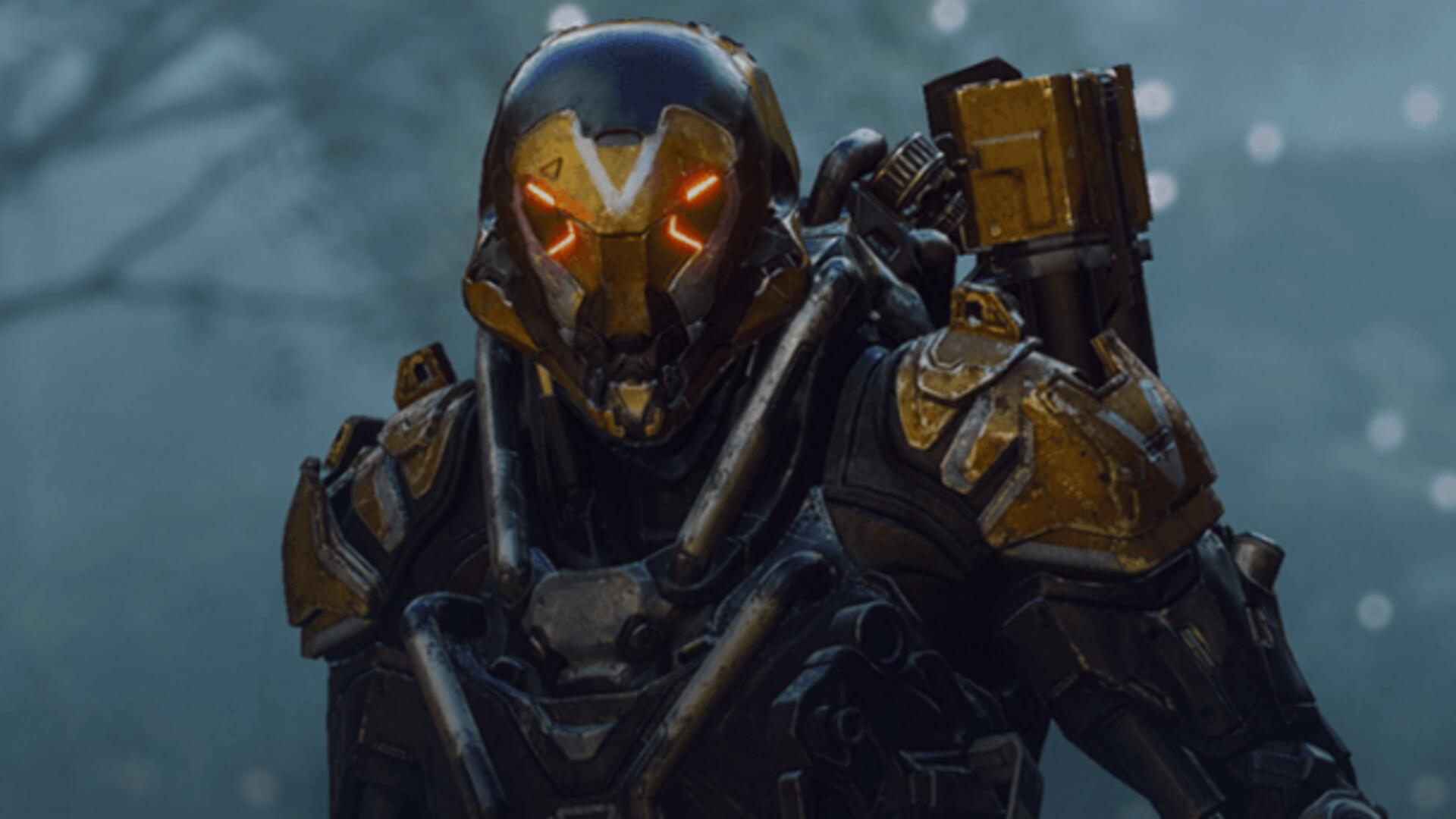 BioWare Testing New Storytelling Approach for Games Like Anthem, Dragon Age