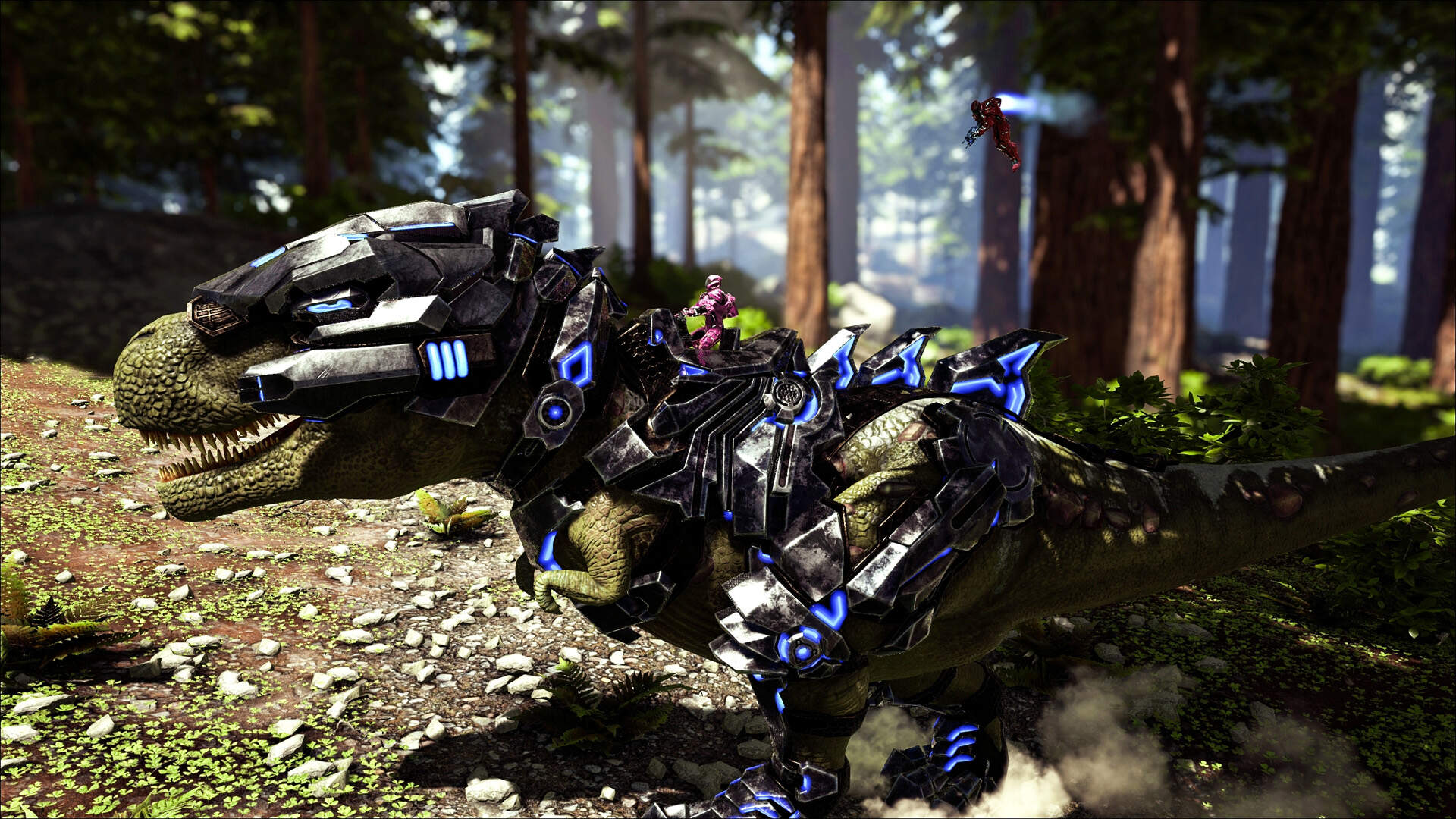 Ark Survival Evolved Is Finally Out After Years In Early Access