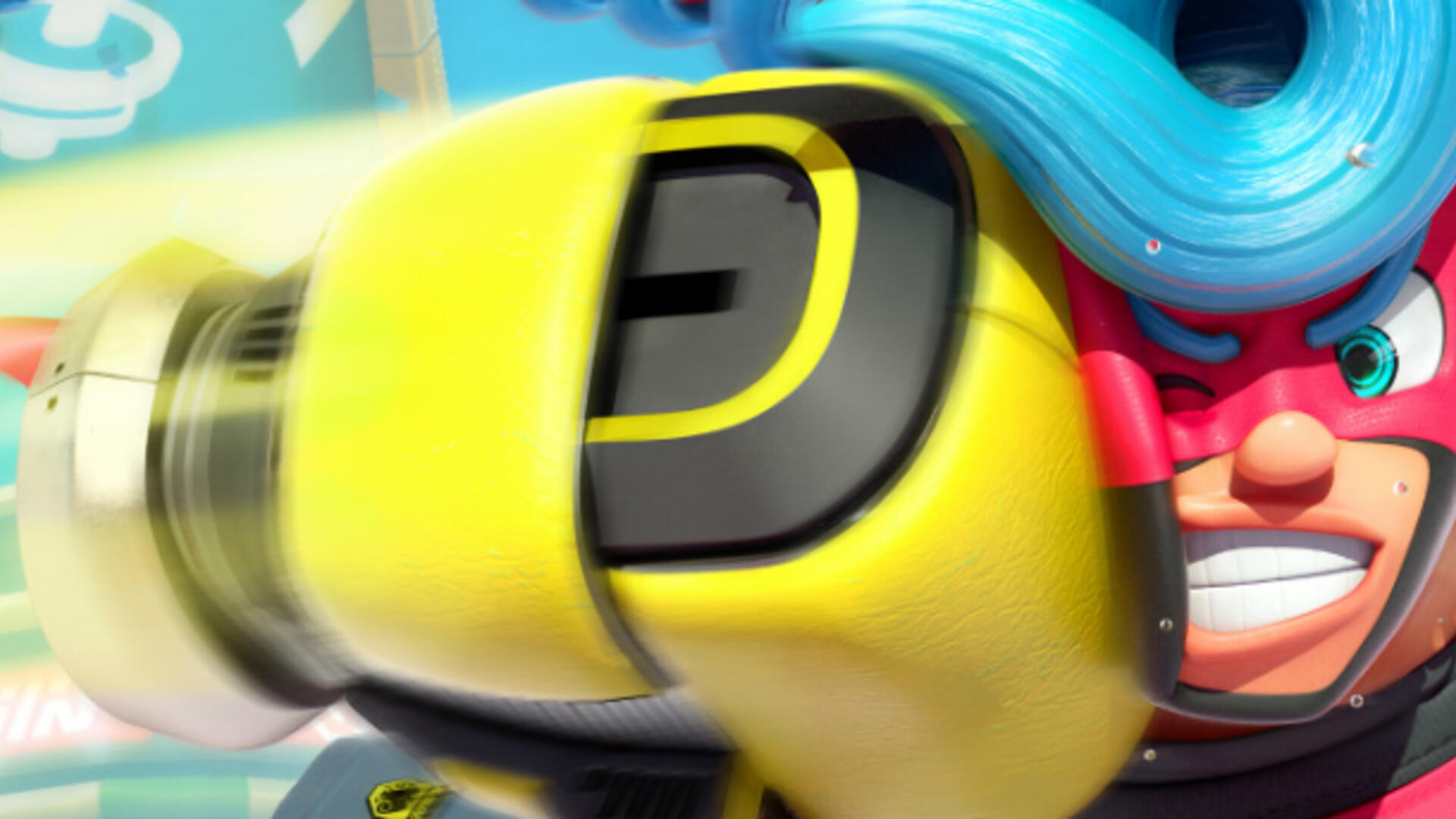 Arms Hands-On Impressions: Armed, But Friendly