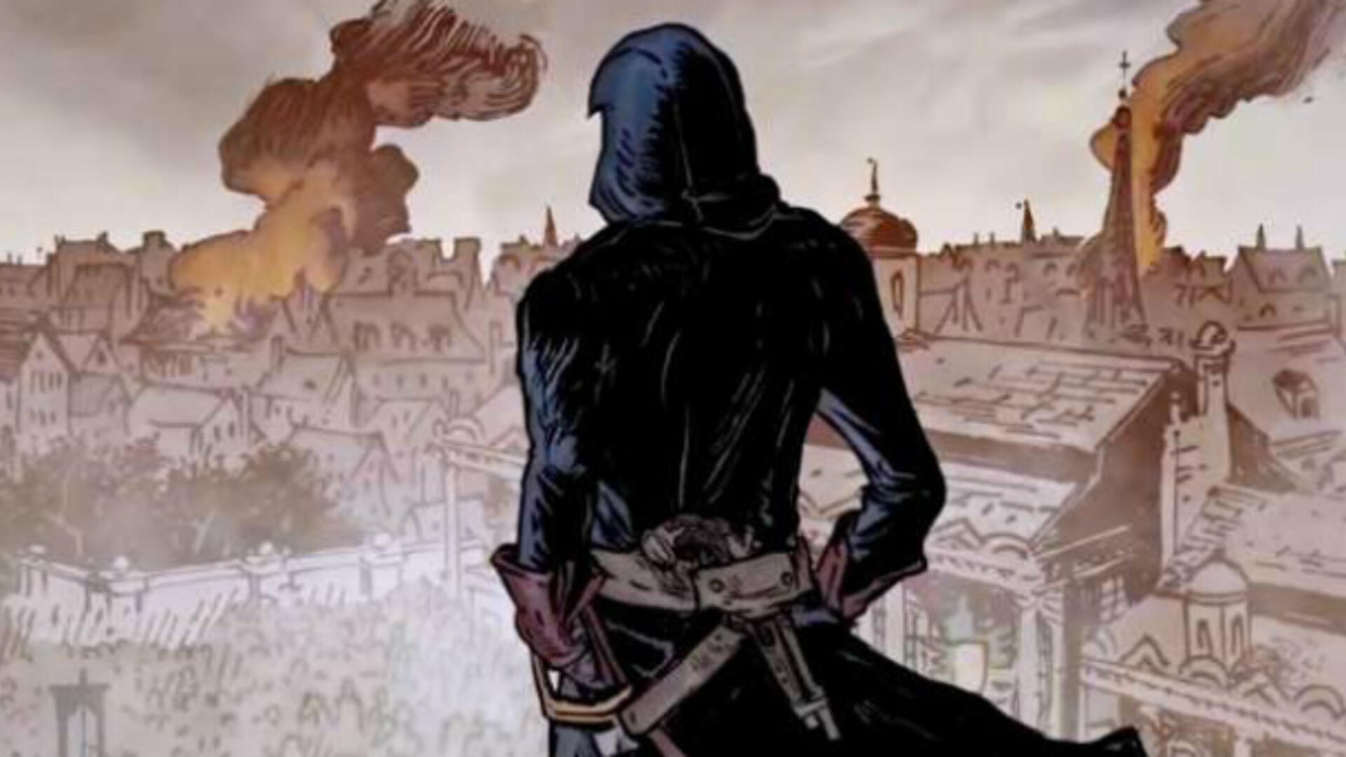 Assassin's Creed Is The Next Animated Show From Castlevania's Producer