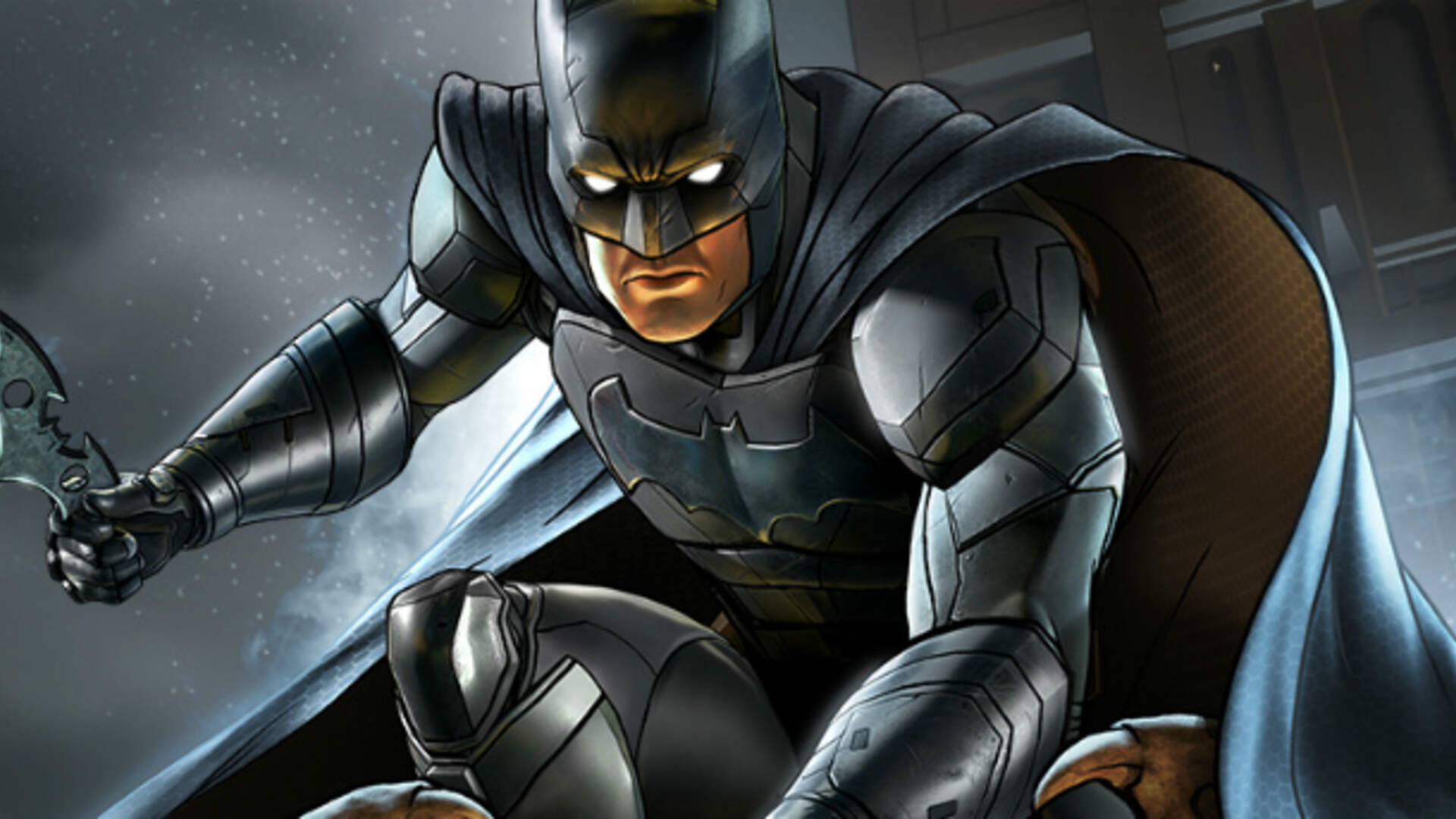 USgamer Lunch Hour: Telltale's Batman: The Enemy Within [Done!]
